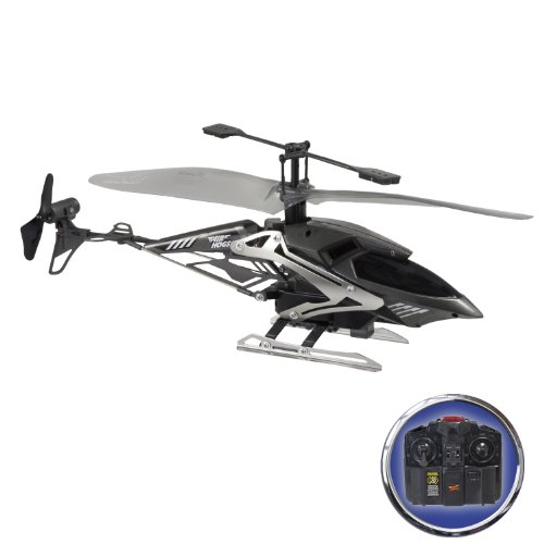Air Hogs RC Gyroblade, Silver 3 Channel Helicopter (Advanced Remote Helicopter compare prices)