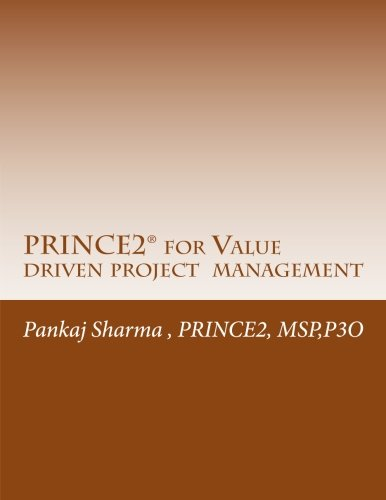PRINCE2 for Value Driven Project Management: AXELOS -   Full Licence AXTMC033