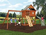 Suncrest II Wooden Swing Set