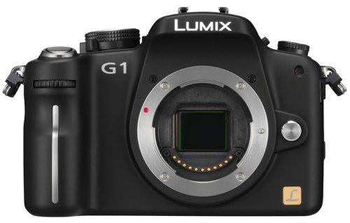 Panasonic-digital-SLR-camera-LUMIX-Lumix-G1-body-comfort-black-DMC-G1-K