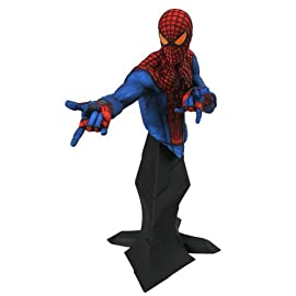 Spider-Man Amazing Spider-Man Movie Bust