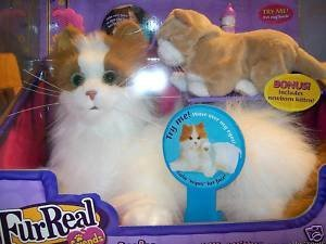 Furreal Cat Lulu Uk