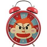 """Monkey Talking Alarm Clock II 5"""" by Streamline Inc"""