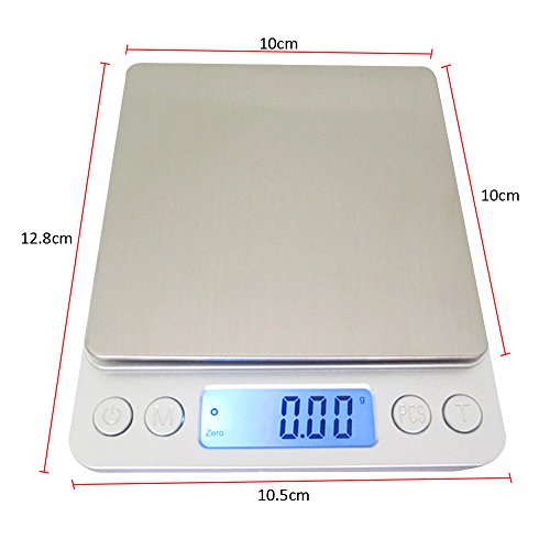Kaimao mini electronic kitchen scale smart weigh digital for Kitchen pro smart scale