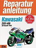No. 5178 repair instructions KAWASAKI ZXR 400, 92-