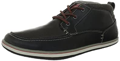 Skechers GalexRange 63494 CHAR, Herren Chukka Boots, Grau (CHAR), EU 39