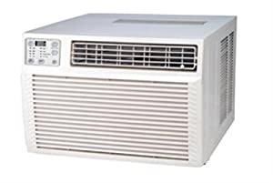 Comfortaire rah123g 12 000 btu window air for 12000 btu window air conditioner 220v