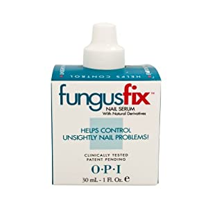 OPI Fungus Fix Nail Fungicides, 1 Fluid Ounce