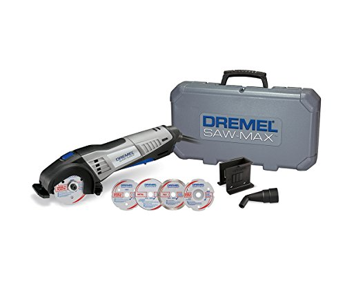 Dremel SM20-02 120-Volt Saw-Max Tool Kit (Electric Drywall Saw compare prices)