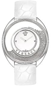 Versace Women's 86Q99D002 S001 Destiny Spirit Floating Micro Spheres Watch by Versace