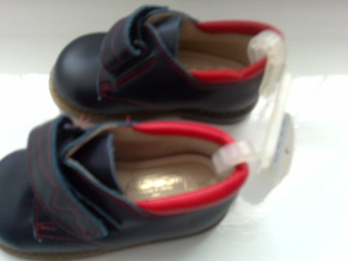 NEW M & S BABY LEATHER SHOES- UK Size 3 - Euro 19