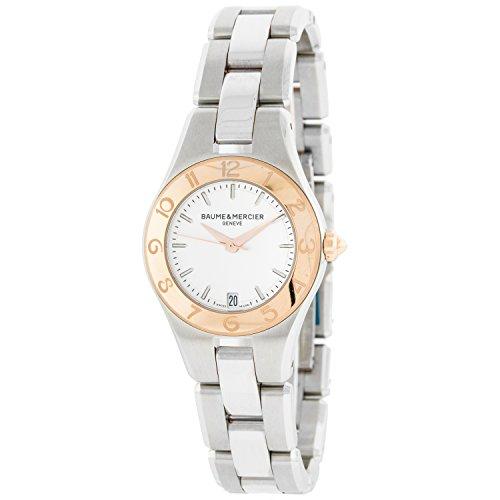 baume-mercier-linea-moa10014-18-kb-oro-rosa-orologio-da-donna-al-quarzo-in-acciaio