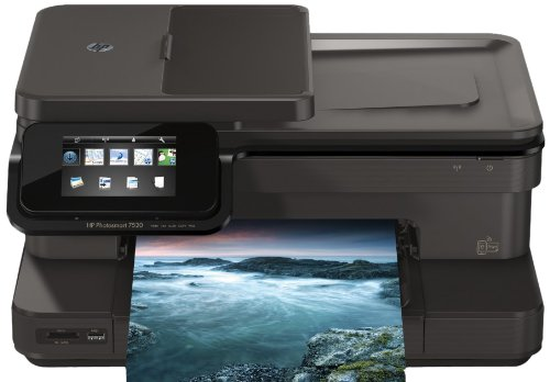 HP Photosmart 7520 e-All-in-One Printer