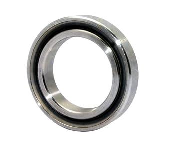 SMR3724-2RS Ceramic Bearing 24x37x7 Si3N4:Stainless:PTFE