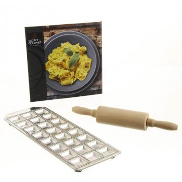 Coffret raviolis cuisine amp maison for Farcical language