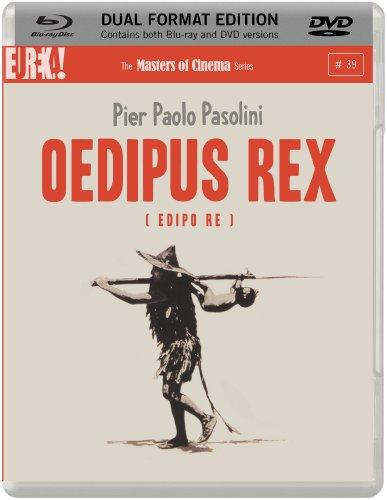 Oedipus Rex [Edipo Re] [Masters of Cinema] (Dual Format Edition) [Blu-ray] [1967] [Reino Unido]