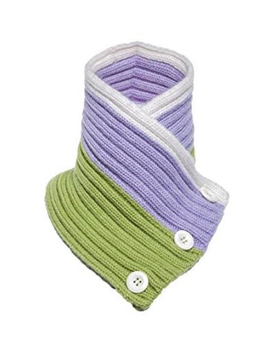 Arcieri Cashmere Bufanda Botones Multicolor