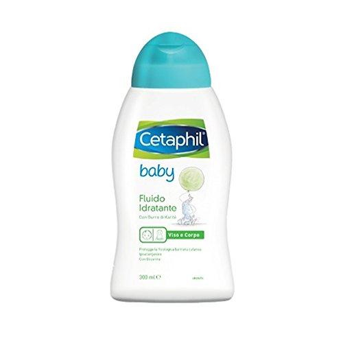 Cetaphil Baby Fluido Idratante Viso E Corpo 300 ml