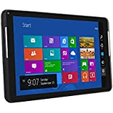 "Vulcan Challenger II VTA080I Intel Atom Quad Core 1.83GHz 1 GB DDR3 Memory 16 GB Storage 8"" IPS Touchscreen Tablet Windows 8.1 + Free 1 year Subscription Office 365"