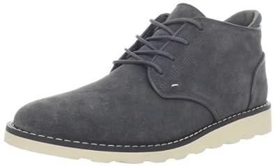 Generic Surplus Men's Dom Suede Boot, Grey, 10 M US