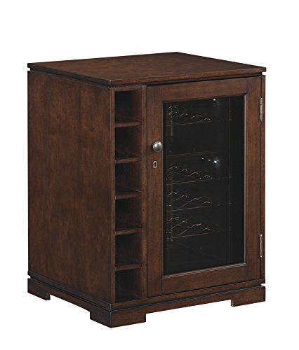 Wine Cabinet With Cooler