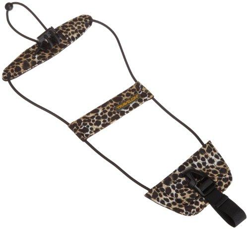Travelon Luggage Bag Bungee, Leopard Print, One