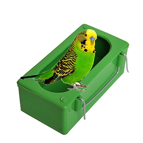 Bird-Food-Feeding-Dish-Water-Feeder-Bowl-With-Holder-Hook-For-Parrot-Macaw-African-Greys-Budgies-Parakeet-Cockatoo-Cockatiels-Conure-Birdcage-Feeder