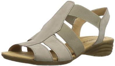 Gabor Shoes Gabor 84.553.12 Damen Sandalen, Grau (visone), EU 35.5 (UK 3) (US 5.5)