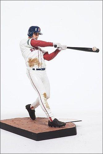 Boston Red Sox Jacoby Ellsbury #2 McFarlane Figurine - Licensed MLB Baseball Gift