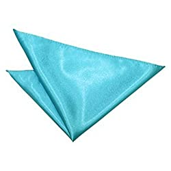 Romano Plain Satin Handkerchief / Pocket Square