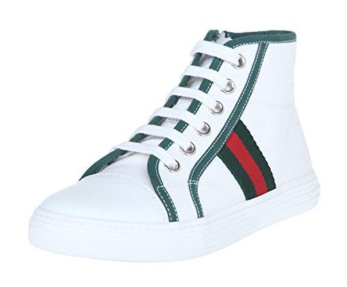 Gucci, Sneaker bambini Bianco bianco