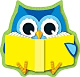 Carson Dellosa Reading Owl Cut-Outs (120134)