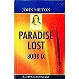 John Milton Paradise Lost: Book IX