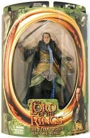 The Lord Of The Rings THE LORD OF THE RINGS FELLOWSHIP OF THE RING ELROND