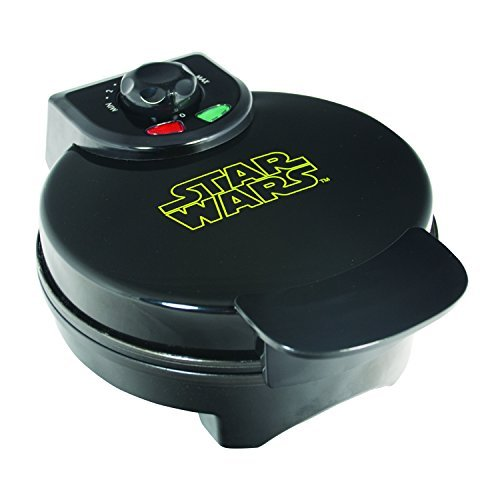 Pangea E-concept Distribution France Darth Vader Waffeleisen