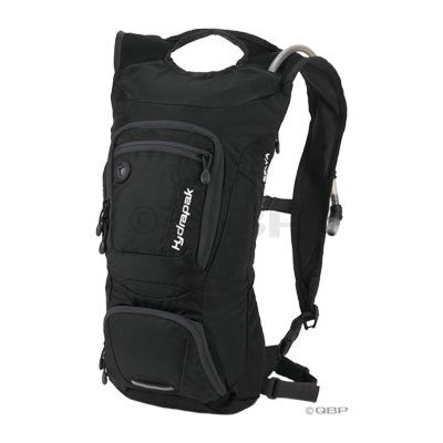 Hydrapak Selva Hydration Pack: Black; 70oz