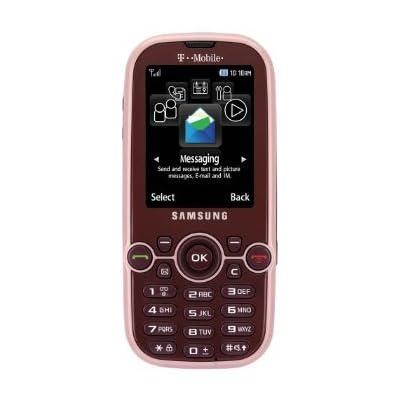Samsung SGH-A127 - red ATT review - CNET