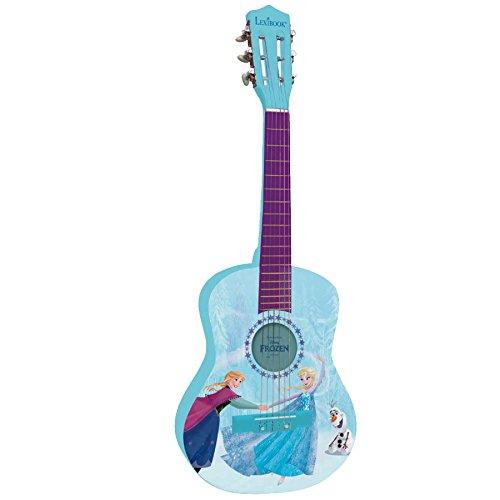 Frozen - Guitarra clásica (Lexibook K2000FZ)