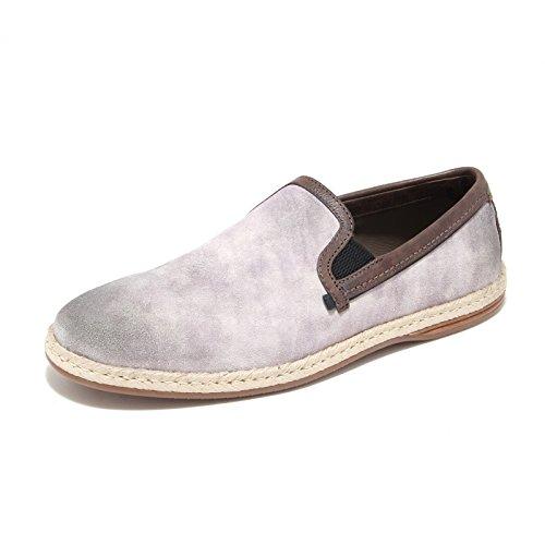 6165L mocassini uomo grigi DOLCE&GABBANA D&G scarpe loafers shoes men [6]
