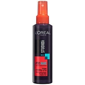 L'Oréal Paris Studio Line Wave Spray 150 ml, 1er Pack (1 x 150 ml)