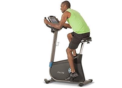 Horizon Fitness Elite U7 Upright Exercise Bike
