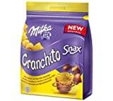 Milka Cranchito Snax 5 x 105g Beutel