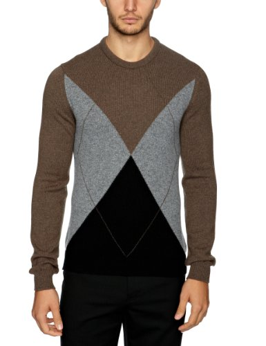 Pringle MG150 Men's Jumper Stone Large