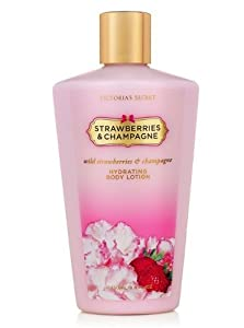 Victoria's Secret Strawberries and Champagne Hydrating Body Lotion 250mL/8.4...