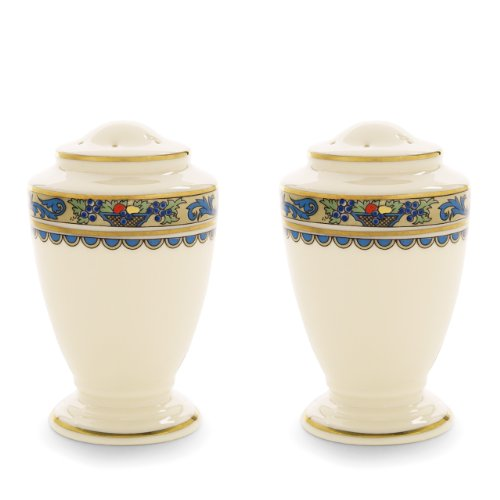 Lenox Autumn Salt and Pepper Set, Ivory Reviews