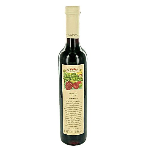 Darbo Raspberry Fruit Syrup