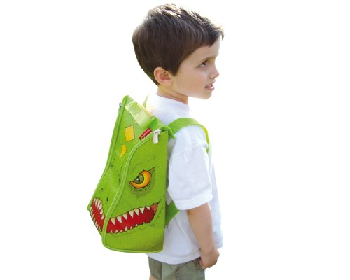 Neat-Oh! ZipBin Dinosaur Backpack