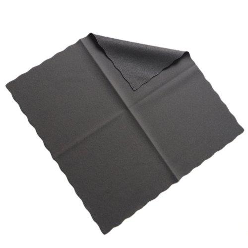 マイクロファイバークリーニングクロス10枚セット(iPad、iPhone液晶画面、メガネ拭き,毛穴洗顔等に)