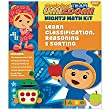 Team Umizoomi: Sorting, Classification &amp; Reasoning Pre-K Math Kit (Playground Heroes)