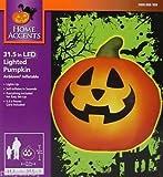 ハロウィン エアブロー ライトパンプキン 31.5inLEDLightedAirblownInflatableHalloweenPumpkin